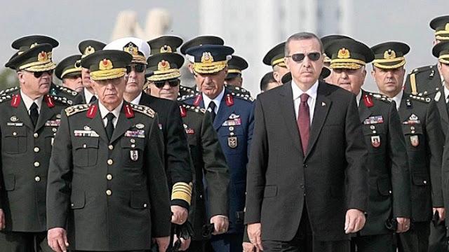 Turquia é um terreno fértil para o medo - MichellHilton.com
