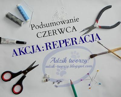Akcja:Reperacja u Adzika - podsumowanie czerwiec 2017