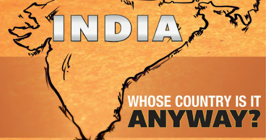 #BookBlitz :: India: Whose Country is it Anyway? by A.P.S.Kumar