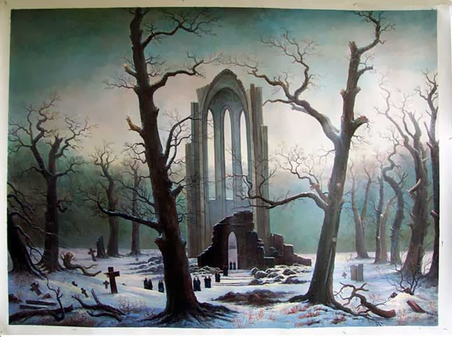 [Obrazek: Friedrich,+Cmentarz+klastorny+zim%C4%85+jpg.jpg]