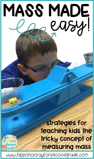Mass Made Easy: Blog Post from Hippo Hooray for Second Grade