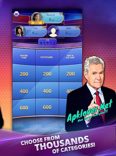 Jeopardy World Tour MOD APK