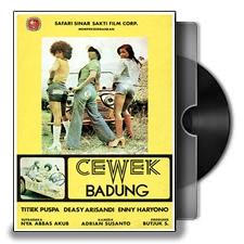 film Tiga Cewek Badung (1975)