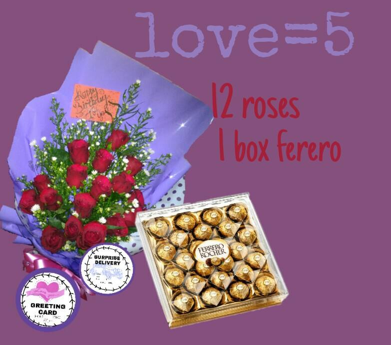 June Florist: Pakej Surprise Delivery Untuk Birthday Dan