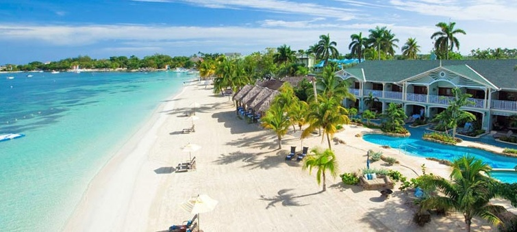 The Young Travel Pro: Sandals Negril Resort & Spa, Negril ...