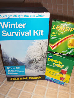 free winter survival kit winter check Arnold Clark