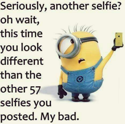 Selfie Quotes For Instagram