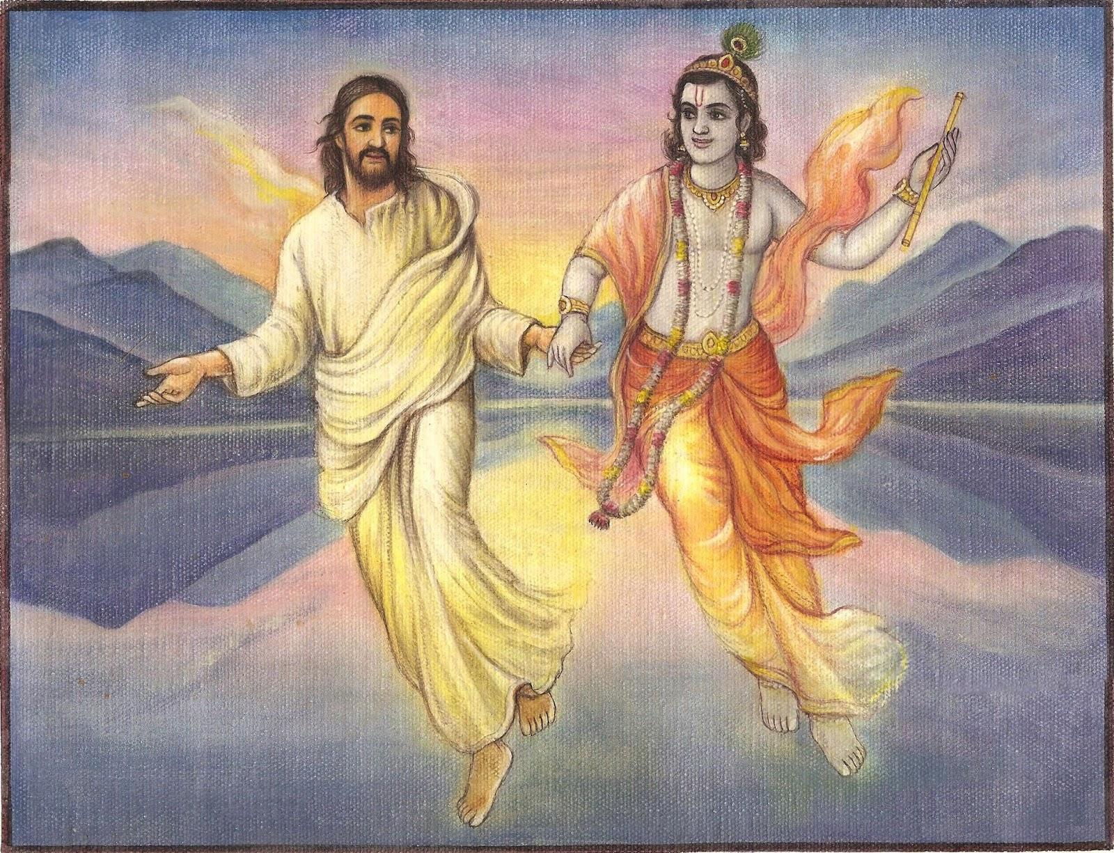 Hare Krishna Al Descubierto Cristo Y Krishna No Son Lo Mismo