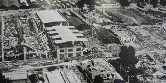 8 Bencana Terhebat Yang Terjadi Sepanjang Sejarah, Indonesia Salah Satunya
