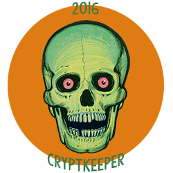 Countdown to Halloween 2016 Cryptkeeper!