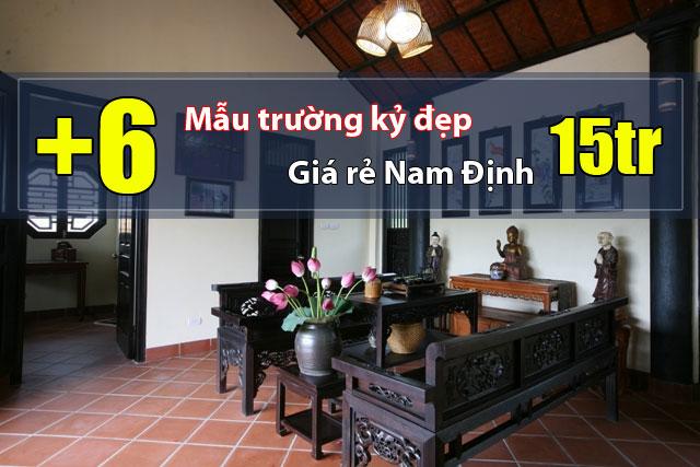TOP 6 bộ trường kỷ giá rẻ đẹp nhất Nam Định giá 15tr