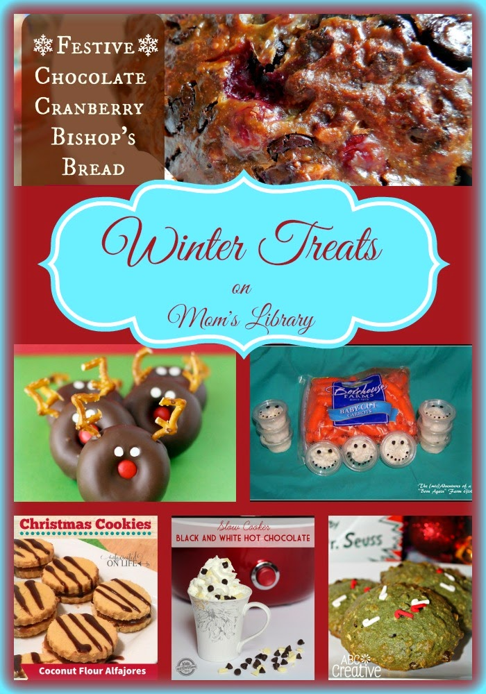 Winter Treats on Mom's Library