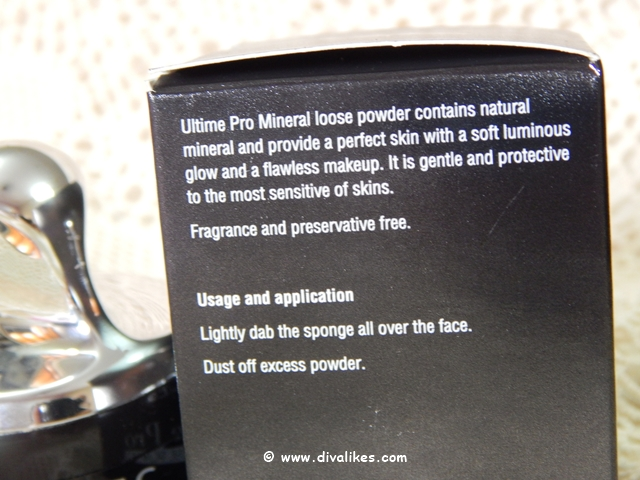 Faces Ultime Pro Mineral Powder