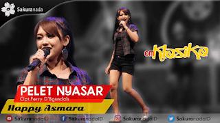 Lirik Lagu Pelet Nyasar - Happy Asmara