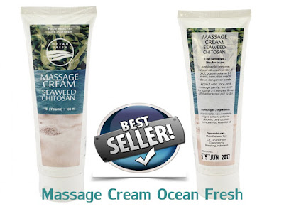FACIAL MASSAGE CREAM Ocean Fresh
