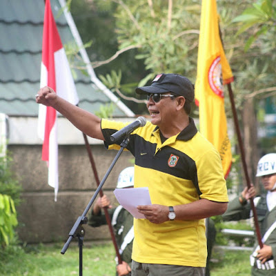 Peringatan Gugurnya Pahlawan Ampera Hasanuddin H Majedi ke-52, Paman Birin Berpesan Jangan Pernah Lupakan Sejarah