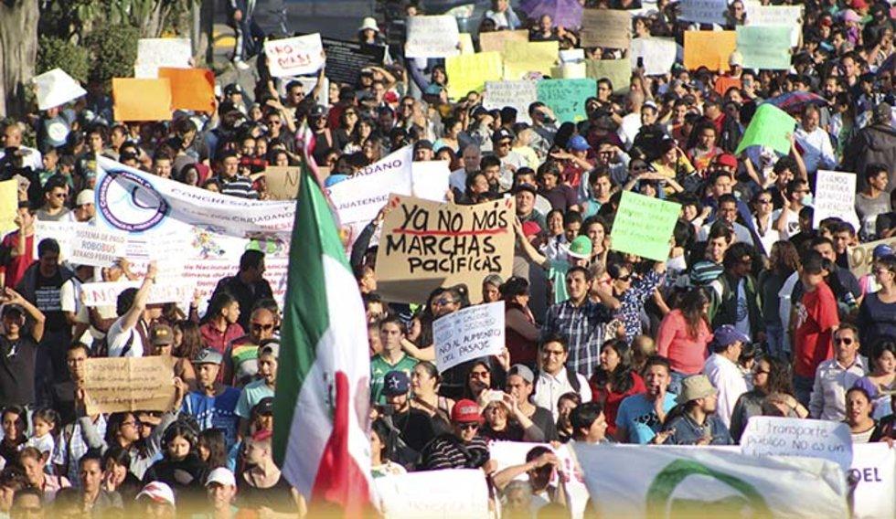 'En menos de 5 días podemos paralizar al Gobierno'; llaman a realizar boicot nacional