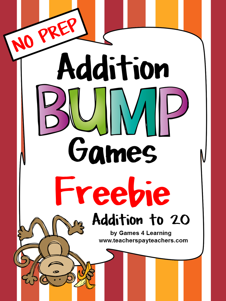 Addition And Subtraction Within 20 Activities - addition subtraction ...