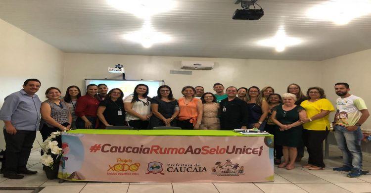 SME de Caucaia apresenta resultados à Comissão Intersetorial do Selo Unicef 82628bdb796fc