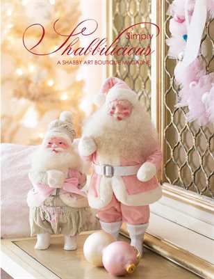 Featured in the 2018 Shabbilicious Christmas issue