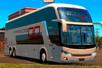 Comil Invictus DD MB 6x2 & 8x2