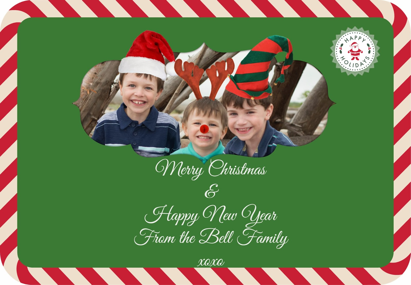 East Coast Mommy: Easy and Inexpensive Christmas Card {Quick Tip ...