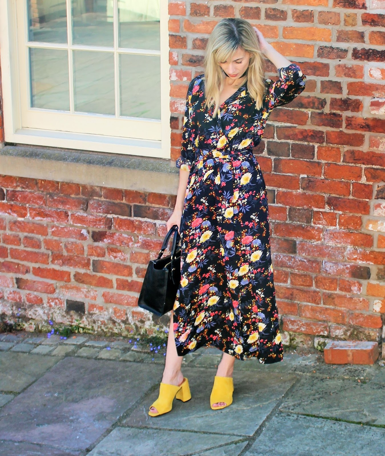 Bloggers X Boohoo Dress of the Month OOTD 5
