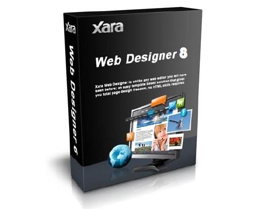 Free Registered Softwares Xara Web Designer Mx Premium 8 0 Crack Full Version