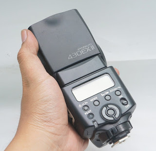 Canon 430EX II - External Flash Bekas