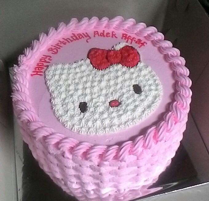 0812 6102 8068 Jual Kue Ulang Tahun Hello Kitty Padang
