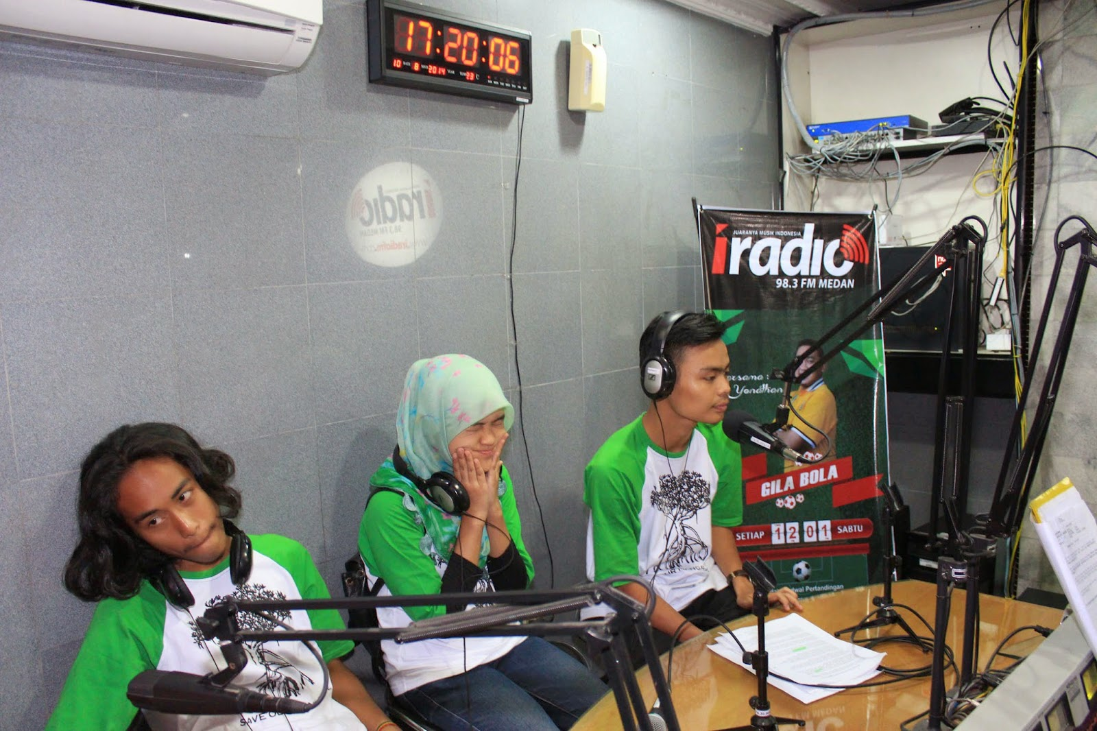 Komunitas KeMANGTEER Regional Medan