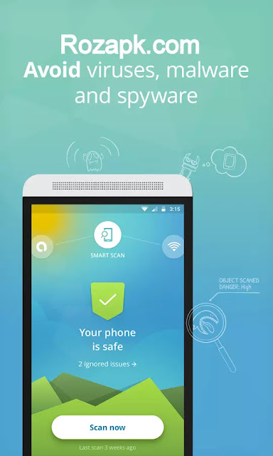 Avast Antivirus & Security Apk v5.0.14 Latest Version For Android