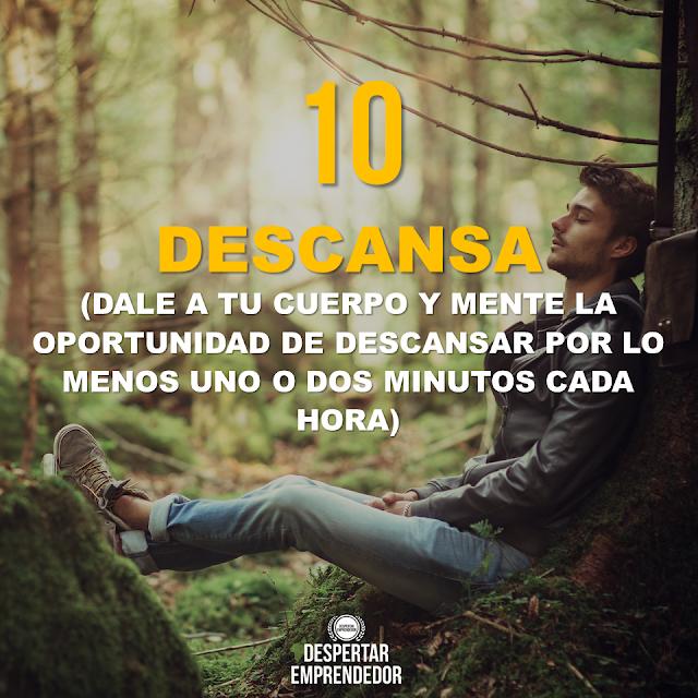 10 Hábitos que Cambiarán tu Vida Radicalmente