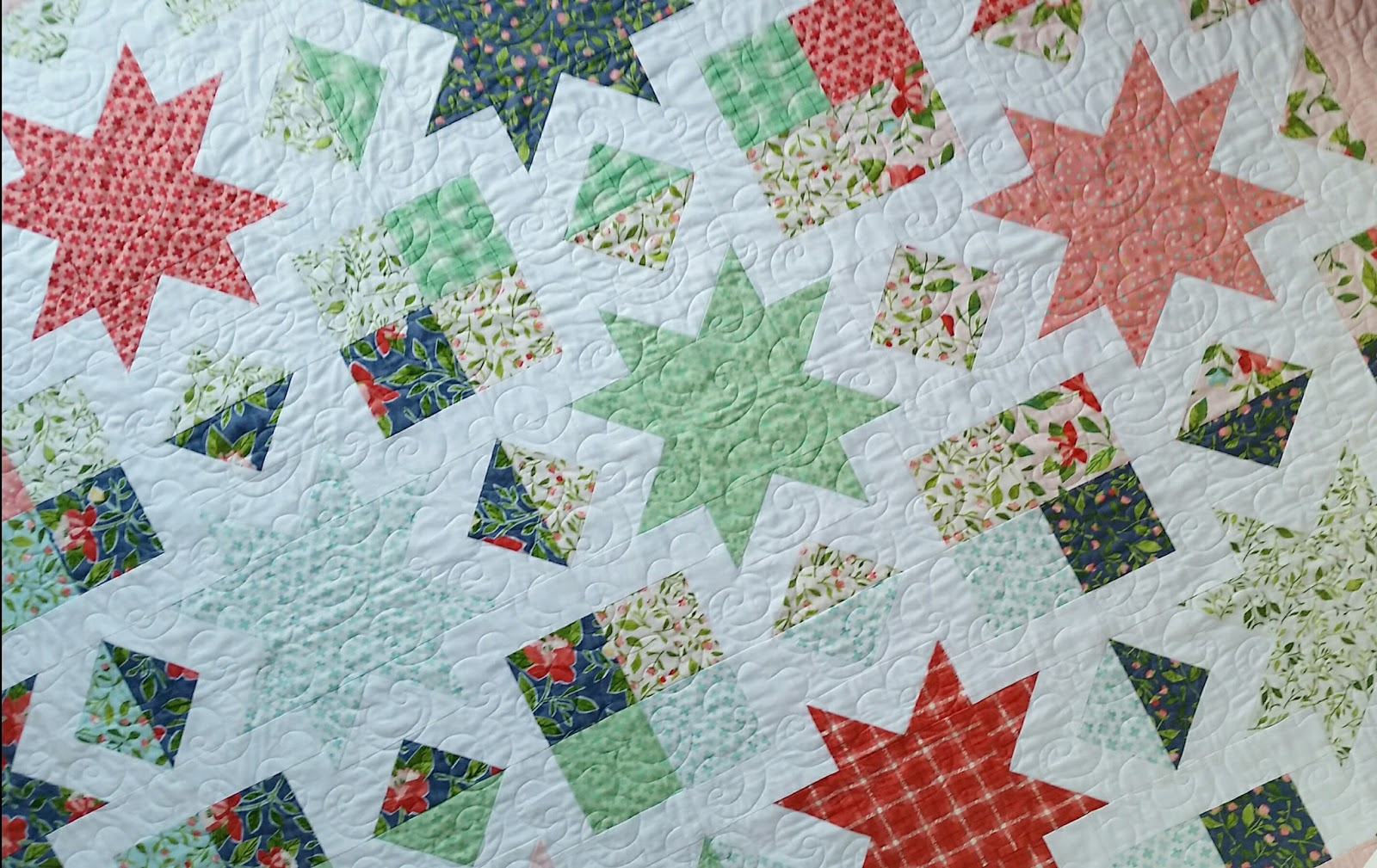 modern quarter decided quilts next we magic of s march it quilting weekend to features page called the baby mother fat quilt try edition mccall magazine daughter pattern from quick a