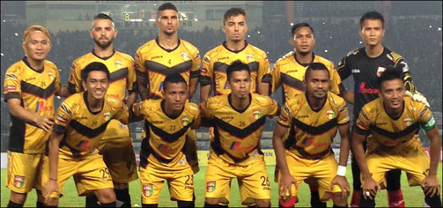 Kemenangan Kedua di Raih Mitra Kukar di Piala Presiden 2018