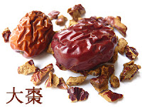 jujube Chinese red dates diet tea