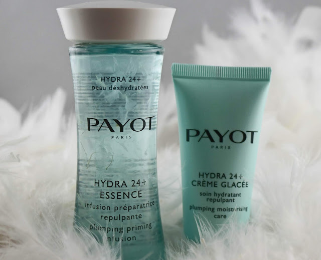 Payot Hydra 24+ / Ma routine idéal pour l'hiver.