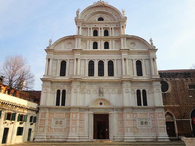 Kam chodil dóže v Benátkách slavit velikonoce?, Benátky průvodce, kam v Benátkách, co vidět v Benátkách, Benátky tipy, Benátky památky, Benátky počasí, jak se dostat do Benátek, kostel San Zaccaria,