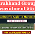 UKSSSC Group C Recruitment 2018 - Apply Now