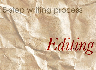 Certificate II courses - Drafting, editing and rewriting   Editing Writing Process