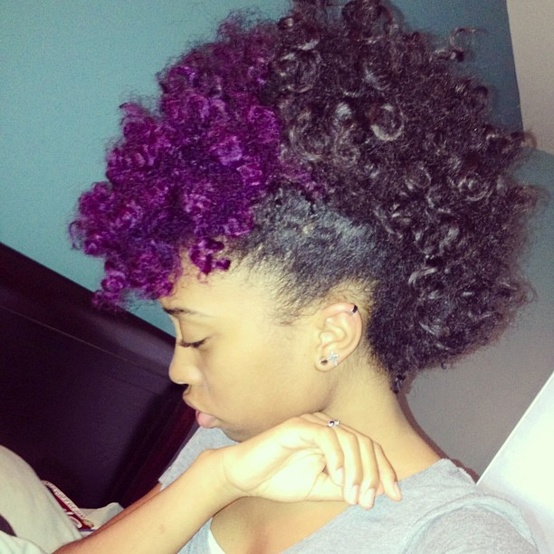 Natural Hairstyle Ideas // Perfect for Spring! - The ...