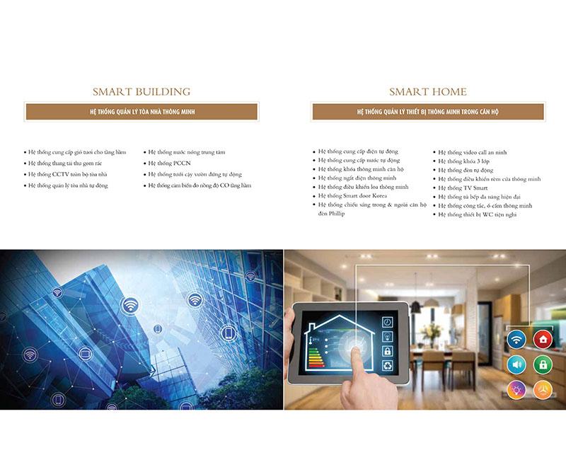 Smart Home và Smart Building - 2 tiện ích nổi trội tại dự án One18 Long Biên
