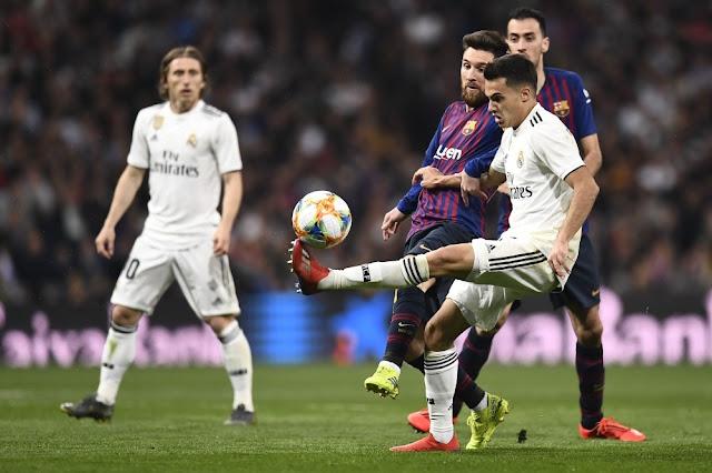 جماهير ريال مدريد تهاجم نجم الفريق قبل الكلاسيكو