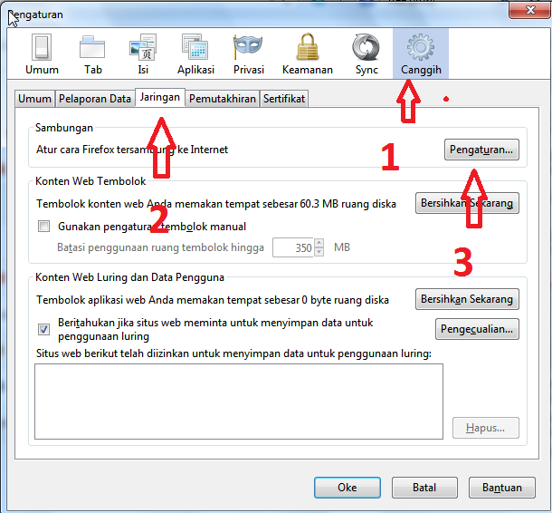 Panduan Cara Ganti IP Proxy di Mozilla Firefox