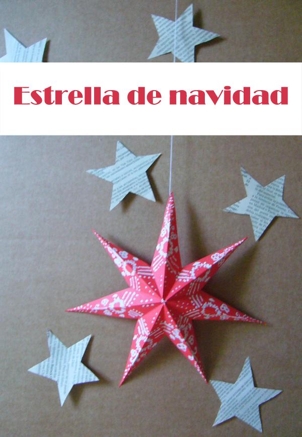 estrella navidad