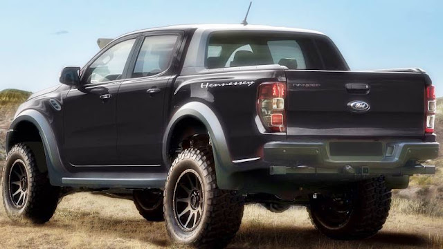 2019 Ford Ranger Upgrade