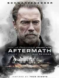 Aftermath 2017 Hollywood 300mb Movie Download BRRip