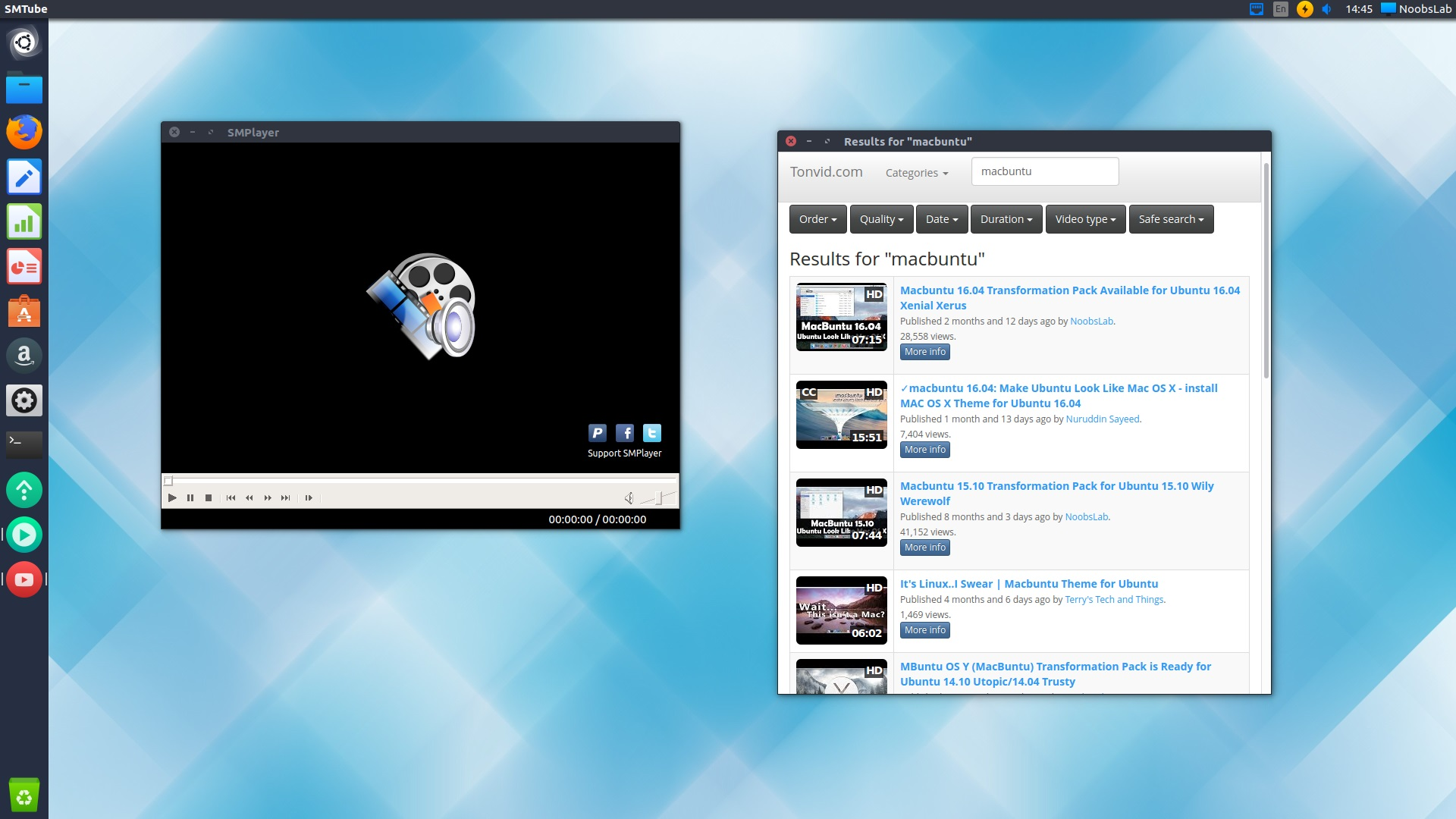 Install Latest SMPlayer Release 17 11 (MPV Support) For Ubuntu/Linux