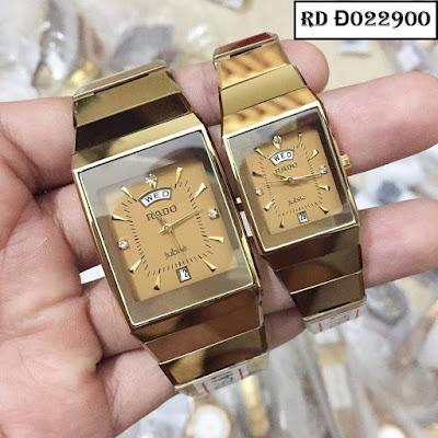 Đồng hồ cặp đôi Rado RD Đ022900