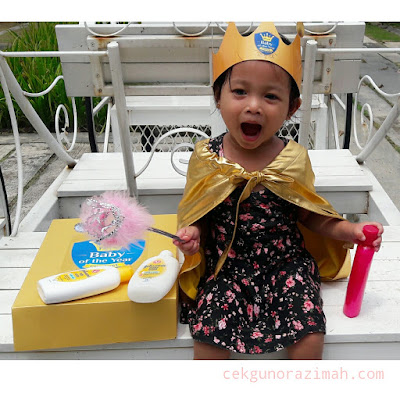 Johnson's Baby of the Year Contest, Baby of the Year 2018, contest Johnson's, The Royal Celebration for Johnson's, baby contest, pertandingan bayi comel,
